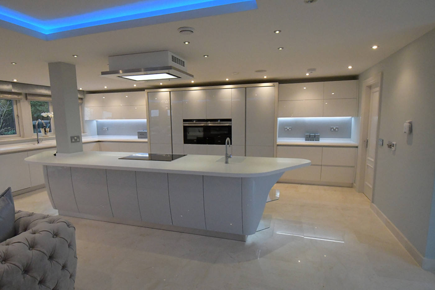 Services - Kitchens